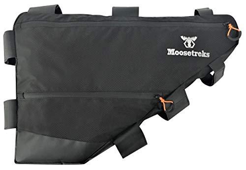 Moosetreks Rahmentasche für Rennrad, Tourenrad, Größe L (14 l)