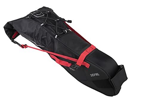 Zefal Unisex– Erwachsene Adventure R11 Satteltasche, schwarz, 11 L