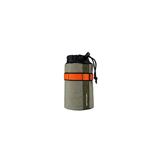 Birzman Packman Travel Bottle Pack Transporteure, grün, orange, schwarz, Einheitsgröße