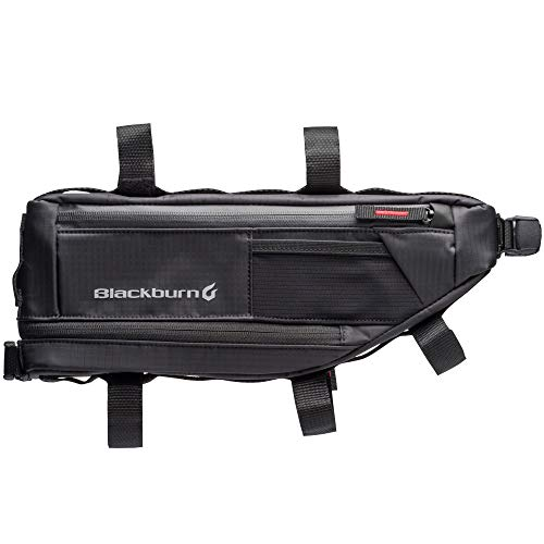 Blackburn Frame Bag Outpost Rahmentasche, Schwarz, S