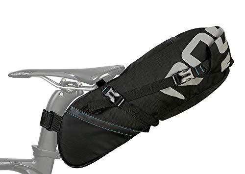 Roswheel Satteltaschen Für Fahrrad 8L Große Kapazität wasserdichte Tasche Fahrradtasche Gepäckträgertasche