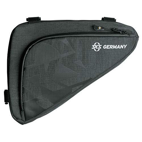 SKS GERMANY Unisex– Erwachsene Traveller Edge Packtasche, schwarz, 1size