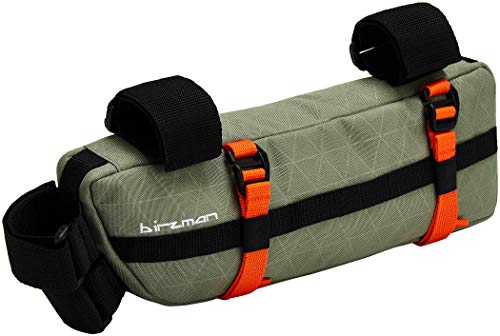 Birzman Unisex Packman Travel Frame Pack Planet Carriers, Grün, Orange, Schwarz, Einheitsgröße