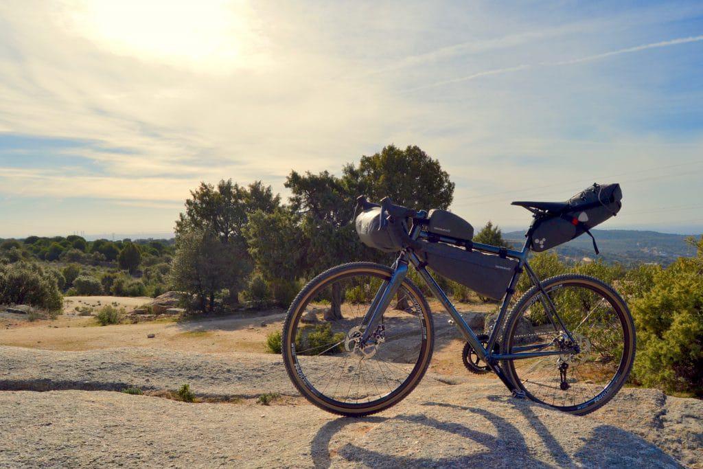 Bikepacking Satteltasche