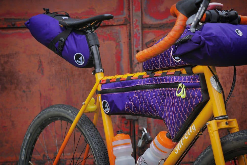 Bikepacking Rahmentasche