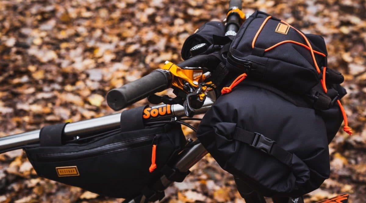 Restrap Bikepacking-Lenkertasche
