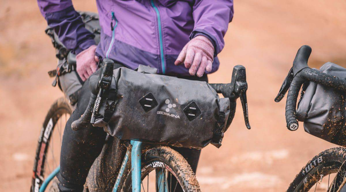 Lenkertasche Bikepacking